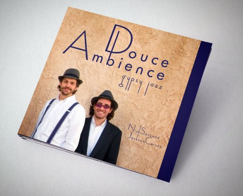 Douce Ambience CD Cover
