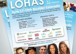 LOHAS Ad Design