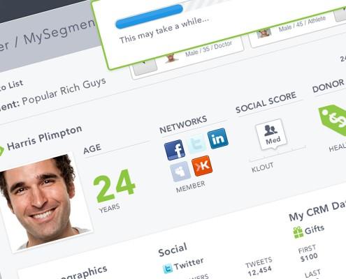 Web App User Interface